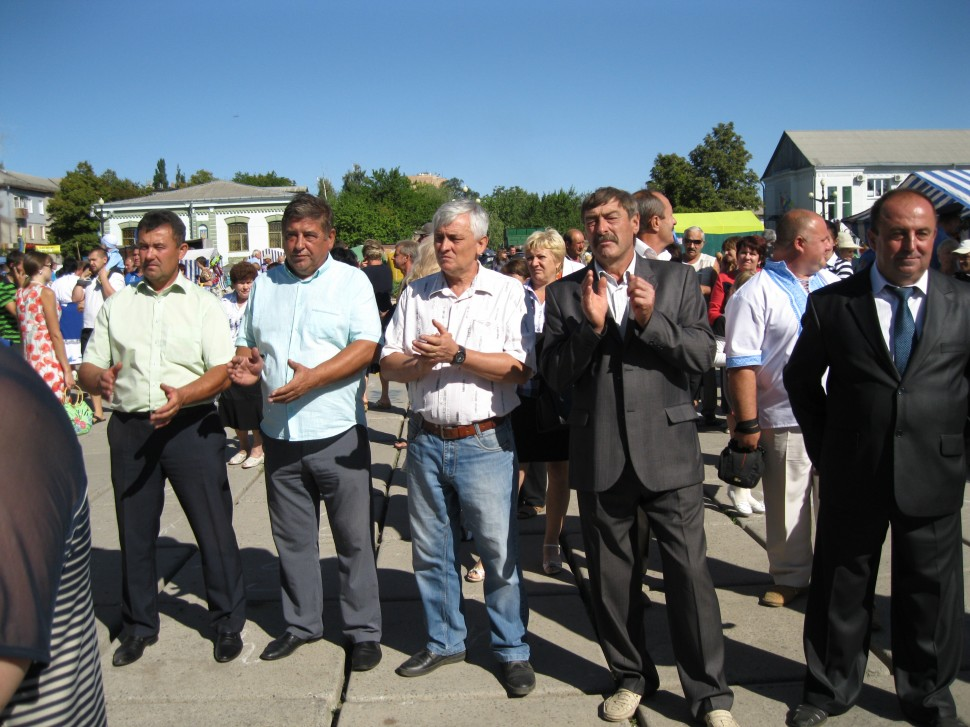 Альбом: Призентація Грушівської сільської ради на святкуванні Дня міста Куп'янська.