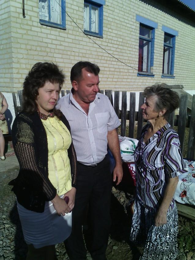 Альбом: Святковий захід до Дня села Благодатівка!!!