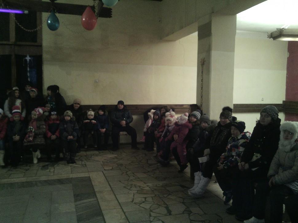 """Альбом: Дитяче Новорічне Свято  """" Зимова казка"""""""