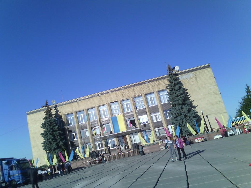 Альбом: Грушівка ярмаркує в місті КУП'ЯНСЬК