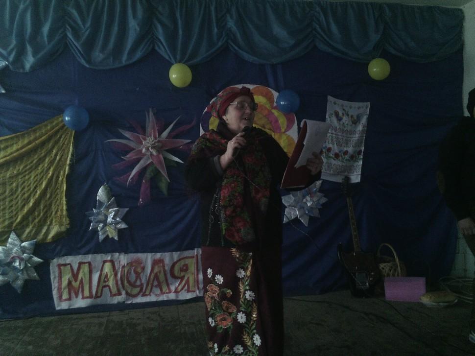 Альбом: Благодатівському сільському клубі відбулося  святкування МАСЛЯНОЇ !!!